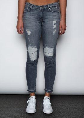 7 for all mankind destroyed denim