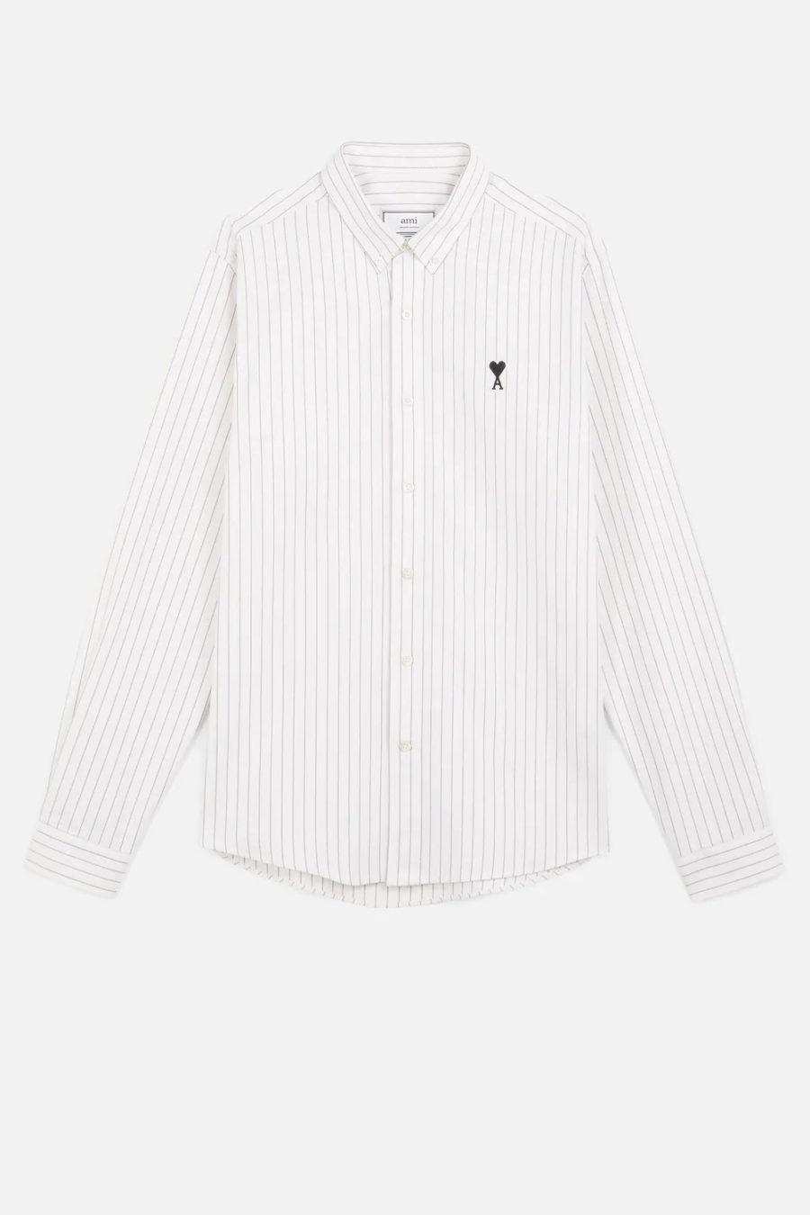 Ami Paris button down shirt