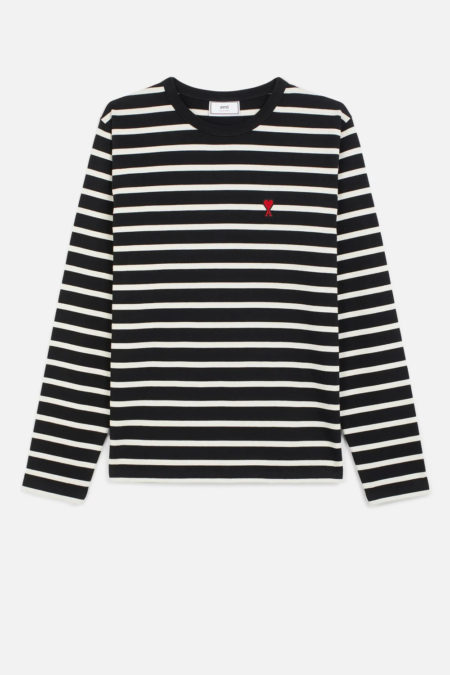 Ami Paris Long sleeved Tee